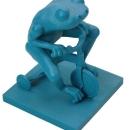 solidscape_3d_wax_master_model_miniature_frog